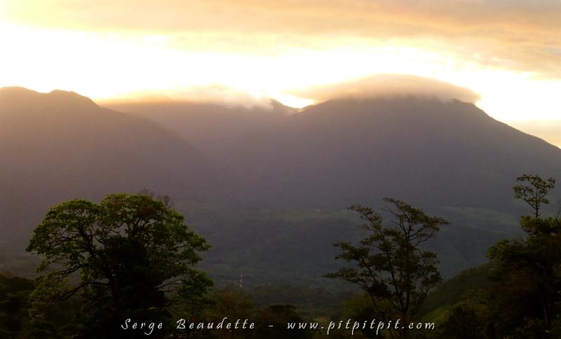 Costa rica f vrier 2013 6 - A quelle heure se couche le soleil ce soir ...
