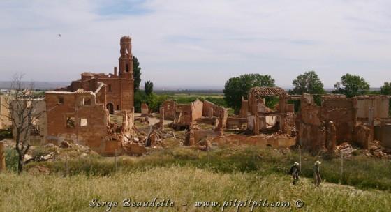 Ruines de Belchite