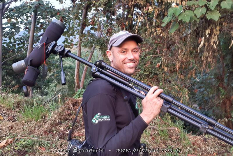 Et je tiens à rendre hommage à notre fabuleux guide Xavier, qui nous accompagne avec sa bonne humeur, son expertise et son souci du bien-être de chacun! Il guide également les voyages en Équateur, au Brésil, en Argentine et au Pérou. Les voyageurs l'apprécient beaucoup!