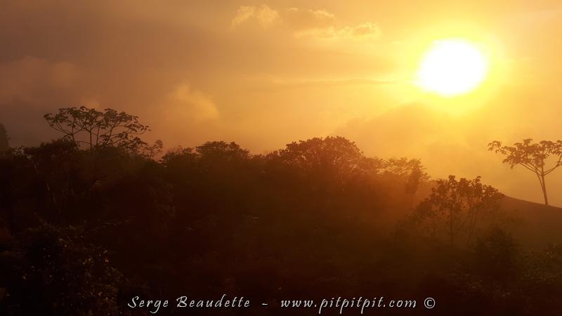 Voilà pour cette seconde journée dans les montagnes fascinantes de Santa Marta! On continue demain!